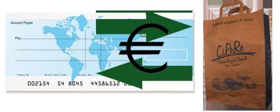Paiement chèque
