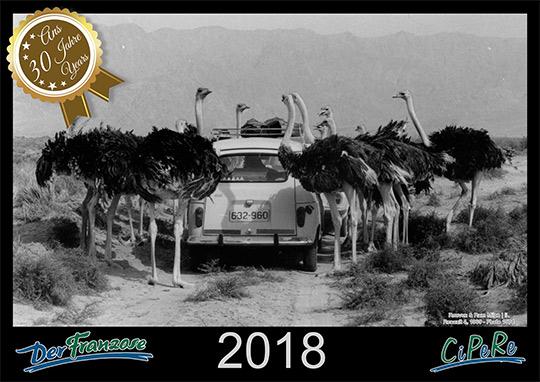 Photo Calendar 2018