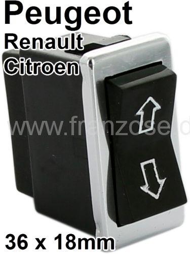 PH1 Power (electric window switch) 75043