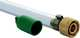 Hose (25cm) for the oil drain screw with valve (10636). Thread: M22 x 1,5. | Artnr: 10637 | Der Franzose - www.franzose.de