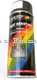 heat-resistant spray paint till 650�C 400ml, colour anthracite | Artnr: 20469 | Der Franzose - www.franzose.de