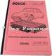 Citro�n DS 21 injection engines. Workshop manual for the Bosch injection. Edition 01/1970. Reproduction. Language: German. | Artnr: 38216 | Der Franzose - www.franzose.de
