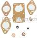 P 104/205/Visa, Carburetor sealing set Solex 35 BISA. Suitable for Peugeot 104 ZS + 205GT. Citroen VISAS 1,1 | Artnr: 72469 | Der Franzose - www.franzose.de
