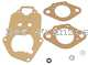 P 205, Carburetor sealing set Weber 32 IBSH. Suitable for Peugeot 205 GL/GR | Artnr: 72474 | Der Franzose - www.franzose.de