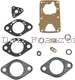 P 104/205/309, Carburetor sealing set Solex 32 BISA. Suitable for Peugeot 104, 205, 309. Talbot Horizon | Artnr: 72476 | Der Franzose - www.franzose.de